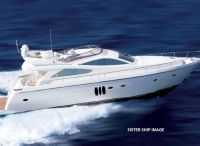 2007 Abacus 62' Fly