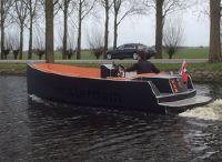 2021 Van Vossen 595 tender
