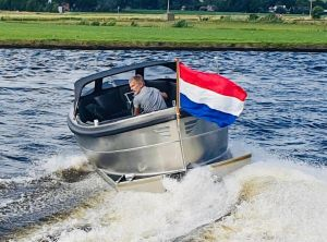 2021 Van Vossen 550 Sport Sloep