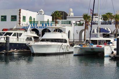 2004 58' 2'' Riviera-51 Flybridge Lanzarote, ES