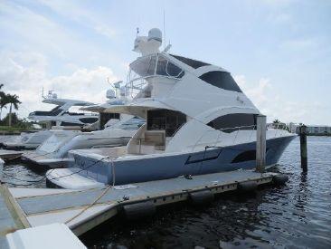 2012 53' Riviera-53 Enclosed Flybridge Naples, FL, US