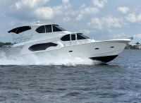 2008 Sandpiper Enclosed Flybridge Motoryacht