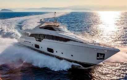 2016 96' Ferretti Yachts-Motoryacht Cartagena, CO