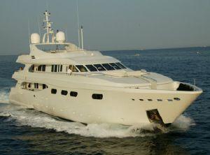 2003 Alfamarine 140 Superyacht
