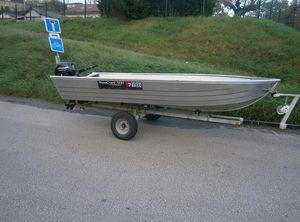 2020 Seven Bass supra craft 400