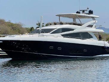 2013 73' Sunseeker-73 Cancun, MX