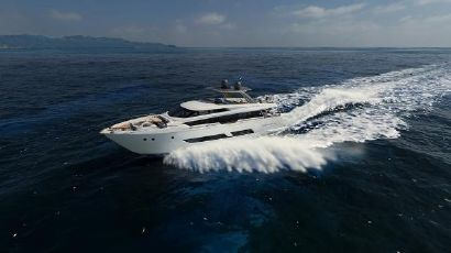 2017 85' 4'' Ferretti Yachts-850 Palermo, IT