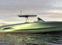 2021 Solaris Power SP 44 Open
