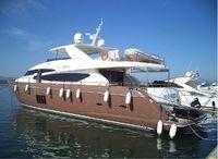 2008 Princess 95 Motor Yacht