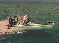 2022 Yellowfin 17 Skiff