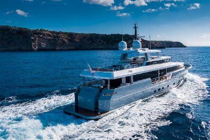 2014 114' 6'' Admiral-Custom Classique 35 Palma de Mallorca, ES
