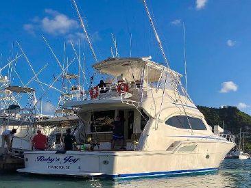 2008 67' Bertram-670 Port Of Spain, TT