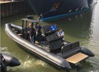 2017 Blue Spirit Model: 8.50 RIB Diesel inboard waterjet