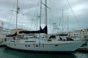 1977 53' Bruce Roberts-Custom World Class Cruiser FL, US