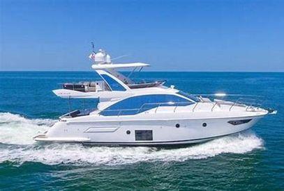 2019 50' Azimut-50 Flybridge Fort Lauderdale, FL, US