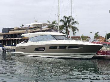 2016 55' Prestige-550 Newport Beach, CA, US