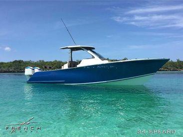 2019 34' French Yachts-Spearo Stuart, FL, US