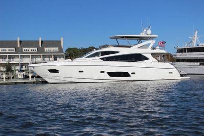 2012 73' Sunseeker-Manhattan 73 Boca Raton, FL, US
