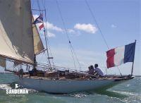 1901 Custom C. Sibbick Bermudan Cutter