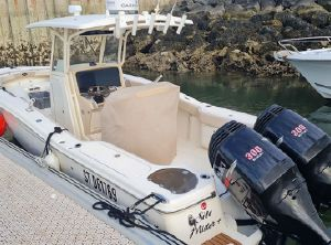 2008 SCOUT BOAT SCOUT 282 SPORT FISH