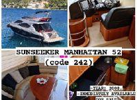 2008 Sunseeker Manhattan 52