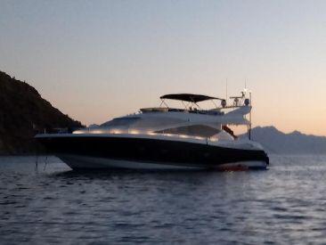 2008 75' 9'' Sunseeker-75 Yacht La Paz, MX
