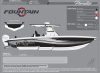 2022 Fountain 34 SC