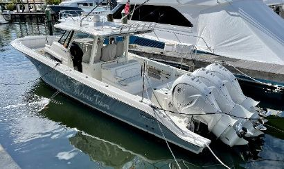 2021 37' Pursuit-S 378 Sport Palm Beach Gardens, FL, US