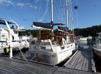 1985 Nauticat 44'  Ketch