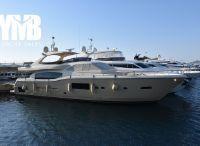 2010 Ferretti Yachts Altura 840