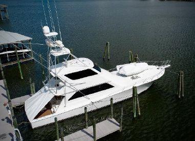 2001 65' Viking-Enclosed Flybridge Nassau, BS
