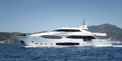 2013 124' Ferretti Yachts-Custom Line 124 Marmaris, TR