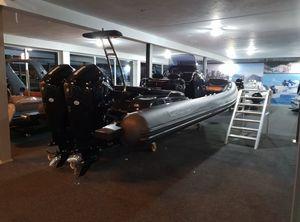 2021 Grand G850L zwart met 2 x Mercury Verado 200 pk DIRECT VAREN!