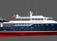 2022 Bray Yacht Design Long Range Explorer Motoryacht