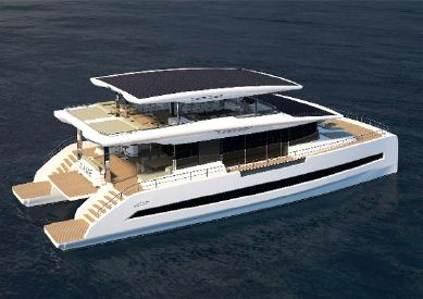 2022 80' Silent-80 3-Deck Open Fort Lauderdale, FL, US