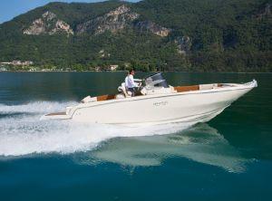 2022 Invictus Yacht Invictus 280 SX sportboot - levering 2022!