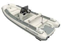 2021 Williams Jet Tenders Sportjet 460
