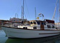 1983 Colvic Trawler Yacht