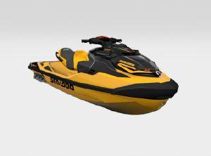 2021 Sea-Doo RXT-X RS 300 Millenium-Yellow