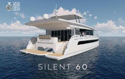 2022 60' Silent-60 Fort Lauderdale, FL, US