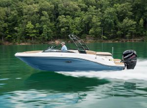2021 Sea Ray SPX 230 Outboard