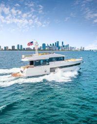 2021 Sundeck Yachts SY 580