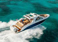 2021 Sea Ray SLX 400 Outboard