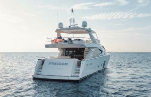2009 78' 9'' Ferretti Yachts-780 Boca Raton, FL, US