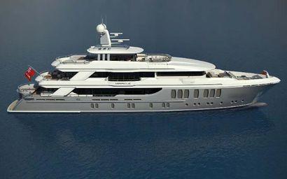 2021 153' 9'' CMB Yachts-47 M Antalya, TR