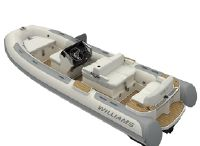 2022 Williams Jet Tenders Dieseljet 505