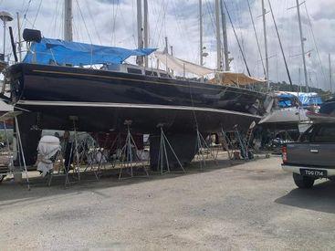 1980 60' Ocean-60 Schooner, Compleat rebuild Chagaramas, TT