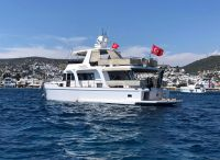 2006 Custom Trawler 16.8m