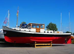 1947 Sleepboot Theodora