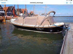 2006 Oudhuijzer Sloep